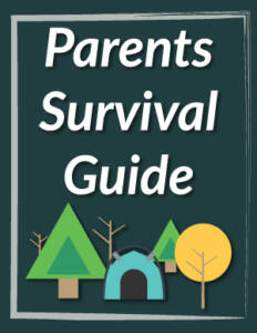 link to blog post, tips for parents sending their children to camp
